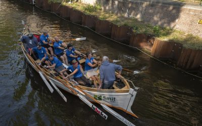 34e Grachtenrace Amsterdam 9-10-2021